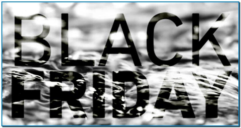 Como ya viene siendo una tradición más del calendario, el último viernes del mes de noviembre es sinónimo de descuentos, promociones y ofertas: llega el Black Friday y a Caldea también.