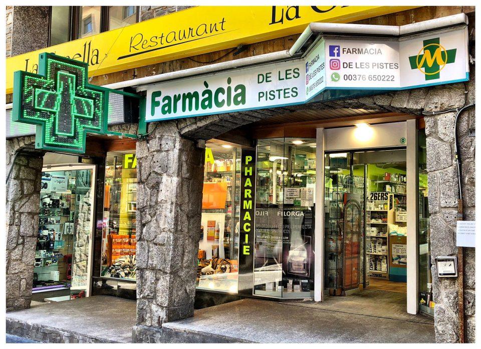 Farmacia de les Pistes Andorre Black Friday 2019 faites des économies rendez-vous le 29 novembre 2019 afin de bénéficier de nombreuses offres spéciales